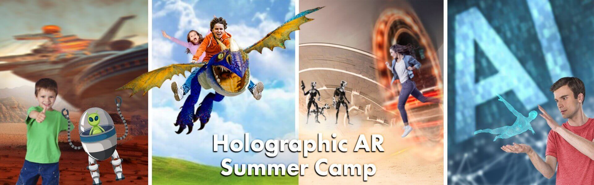 Holographic AR Summer Camp 2020